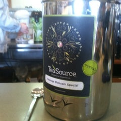 Photo taken at TeaSource by Michelle O. on 10/7/2012
