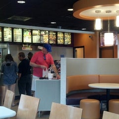 Photo taken at Taco Bell by Marty B. on 2/23/2014