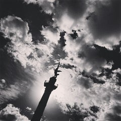 Photo taken at Monumento a la Independencia by Ponch V. on 3/24/2013