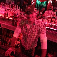 Photo taken at Pieces Bar by Riqi V. on 1/25/2013