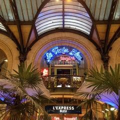 Photo taken at Gare SNCF de Paris Lyon by Megan A. on 3/6/2013