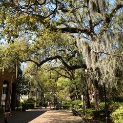 Photo taken at College of Charleston by David B. on 4/9/2013
