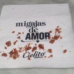 Photo taken at Cielito Querido Café by Antonio C. on 11/7/2012