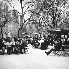 Photo taken at Shake Shack by Nicole F. on 4/1/2013