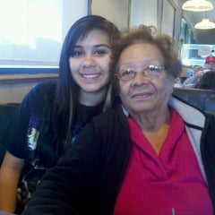 Photo taken at Denny's by Alma M. on 3/9/2013