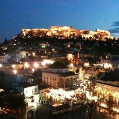 Photo taken at A for Athens by Yiota P. on 10/13/2012