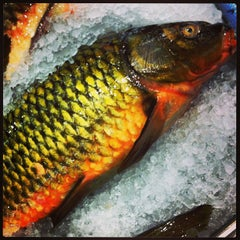 Photo taken at Seafood City Super Market by Roy C. on 10/10/2013