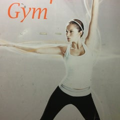 Photo taken at Olympia Gym by Victor E. on 1/10/2013