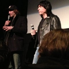 Photo taken at Film Forum by Chelle . on 12/7/2012