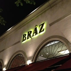 Photo taken at Bráz Pizzaria by Mario A. on 3/3/2013