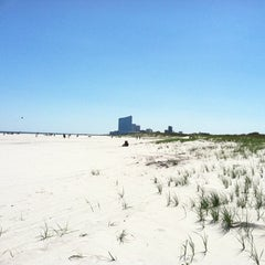 Photo taken at Brigantine Island (BB) by Laura P. on 5/27/2013