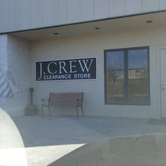 Photo taken at J Crew Factory Clearance Store by Mr. C5 on 4/2/2013