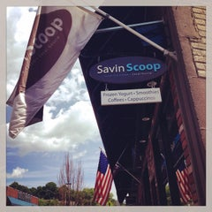 Photo taken at Savin Scoop by Danielle R. on 6/19/2014
