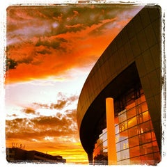 Photo taken at Cobb Energy Performing Arts Centre by Thom P. on 10/4/2012