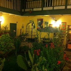 Photo taken at Amaru Hostal by Debora H. on 3/8/2013