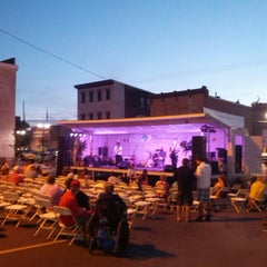 Photo taken at Pittston Tomato Festival by Eric Z. on 8/16/2013
