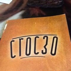 Photo taken at Pastel Croc 30 by Fábia C. on 12/2/2012