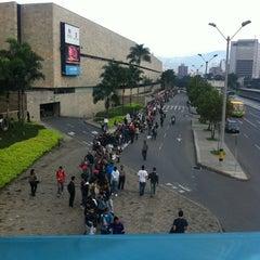 Photo taken at Plaza Mayor - Convenciones y Exposiciones by Juan Carlos V. on 12/12/2012