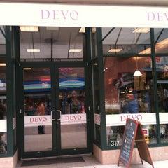 Photo taken at Devo Olive Oil Co. by Tiffany M. on 10/7/2012