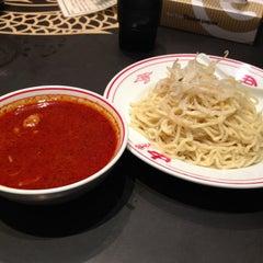 Photo taken at 蒙古タンメン中本 渋谷店 by Jakomaru on 12/6/2012