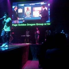 Photo taken at Golden Dragon KTV & Club by y u d d i on 1/18/2014