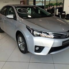 Photo taken at Sorana - Toyota by Carlos S. on 3/18/2014