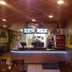 Photo taken at Smok-A-Burger by Cap'n Slipp on 8/13/2013
