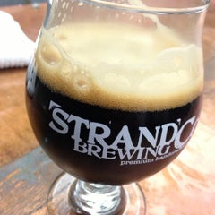 Photo taken at Strand Brewing by Ray L. on 11/17/2012
