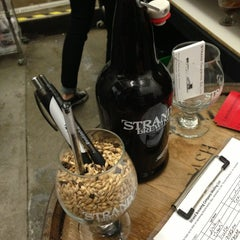 Photo taken at Strand Brewing by Ray L. on 12/22/2012