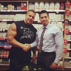 Photo taken at GNC by Angel B. on 11/1/2012