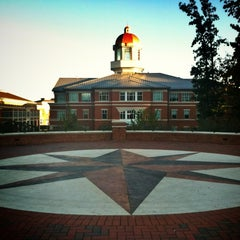 Photo taken at University of North Carolina at Charlotte by Jennifer L. on 10/22/2012