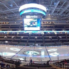 Photo taken at SAP Center at San Jose by Matt M. on 4/2/2013