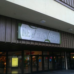Photo taken at NewPark Mall by Heather R. on 11/14/2012