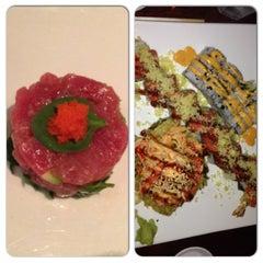 Photo taken at Ichiban Japanese Sushi by Marcia T. on 5/4/2013