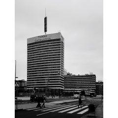 Photo taken at Torre Telefònica Diagonal 00 (CAT HQ) by David H. on 2/27/2015