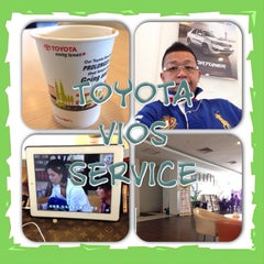 Photo taken at UMW Toyota Motor Sdn. Bhd. by Jacky C. on 5/11/2014