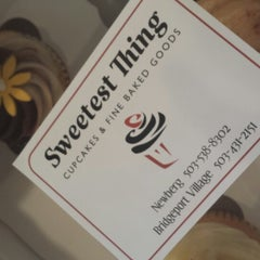 Photo taken at Sweetest Thing Cupcakes by Ashley K. on 5/26/2013