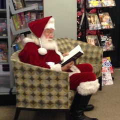 Photo taken at Barnes & Noble Cafe by Patricia S. on 12/2/2012