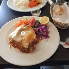 Photo taken at Cafe Open Santiago by 🐱🐾 ElGatoCrazy 🐾🐱 on 11/6/2015