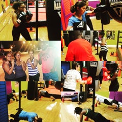 Photo taken at Shakehouse Boxing by Sammie M. on 9/14/2015