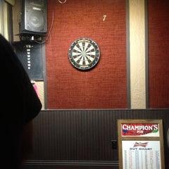 Photo taken at Champions Pub by Julia M. on 10/2/2012
