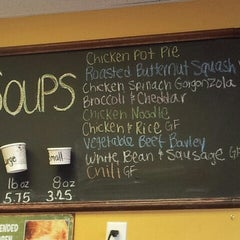 Photo taken at Soup Thyme by RetailGoddesses on 11/16/2013
