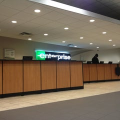 Photo taken at Enterprise Rent-A-Car by Jason T. on 12/21/2012