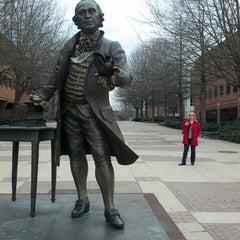 Photo taken at George Mason University by Jennifer M. on 3/16/2013
