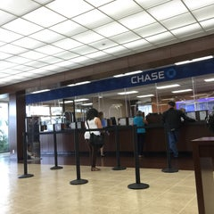 Photo taken at Chase Bank by Mateen S. on 8/21/2015