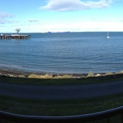 Photo taken at Red Lion Hotel Port Angeles by Danilo P. on 3/3/2013