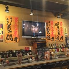 Photo taken at 力 高田馬場店 by Eri O. on 10/18/2015