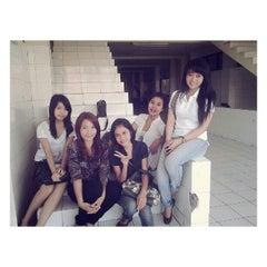 Photo taken at Faculty Of Science Communication Undiknas by Dennisha S. on 10/29/2012