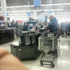 Photo taken at Walmart by Eugene A. on 12/23/2012