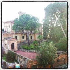 Photo taken at Hotel Italia Siena by Romain J. on 10/13/2013